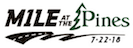 Mile at the Pines Logo